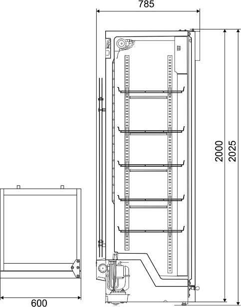 Схема Polair DM148с-Eco