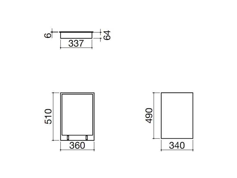 Схема монтажа варочной панели